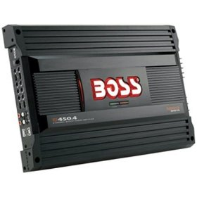 Boss Audio D450.4 Diablo 4-Channel Mosfet Bridgeable Power Amplifier