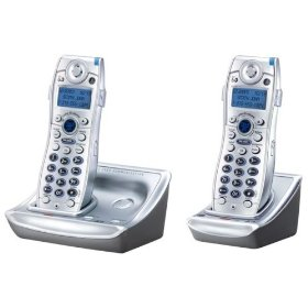 Thomson 28111EE2 DECT 6.0 Dual Handset Expandable System with Caller ID