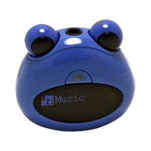 Nextar MA589-1B - Digital player - flash 1 GB - WMA, MP3 - blue