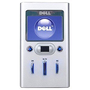 NEW Genuine DELL Generation 2 Digital Jukebox DJ 20GB MP3 Player Silver