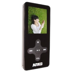 Anko 4gb Digital Mp4 Player with Fm / Voice Recorder