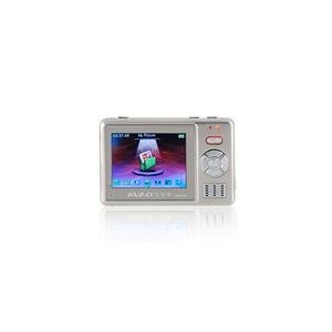 Avao 2 Gb 2.4 Inch Screen Digital Mp4 Mp5 Player Silver Color