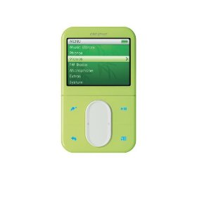 Creative Zen Vision:M 30 GB MP3 and Video Player (Green)