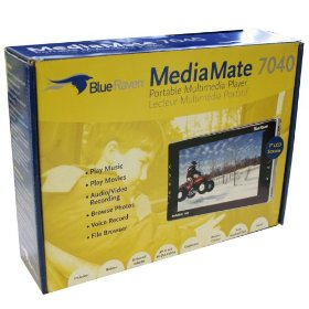 Blue Raven MediaMate 7040 40 GB Media Player