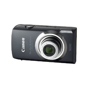 Canon PowerShot SD3500IS 14.1 MP Digital Camera with 3.5-Inch Touch Panel LCD and 5x Ultra Wide Angle Optical Image Stabilized Zoom (Black)
