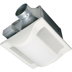 Panasonic fv08vql4 vent fan 2lamp 36w