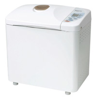Panasonic sdyd250 bread maker 5 sizes