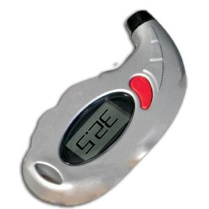 Campbell Hausfeld AU112300AV Jumbo Screen Digital Tire Gauge