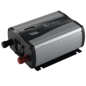 Cobra CPI 480 400 Watt 12 Volt DC to 120 Volt AC Power Inverter with 5 Volt USB output