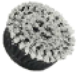 Porter Cable Grey Ultra Soft Upholstery Brush