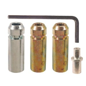 5pc Replacement Sandblaster Nozzle Kit