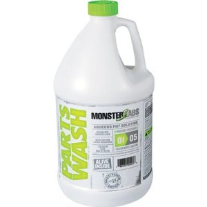 Monster Parts Wash - 1 Gallon by Monster Labs