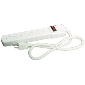 Homier - Power Strip with 6 Outlets