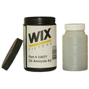 Wix 24077 Oil Analysis Kit