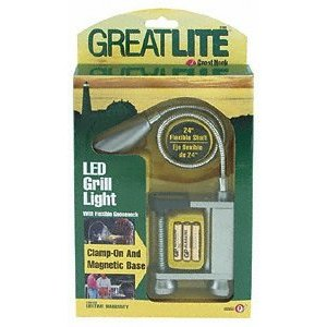 Great Neck 37000 2 In 1 L.E.D. Grill Light