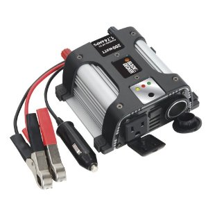 Black & Decker PI200AB 200 Watt Power Inverter