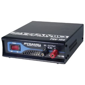 Pyramid PSV40 Fully Regulated Low Ripple 3Amp Switching DC Power Supply