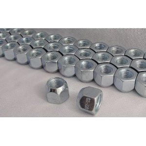 Open End Lug Nuts 13/16