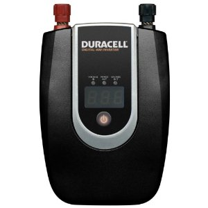 Duracell 813-0400-07 400 Watt DC to AC Power Inverter