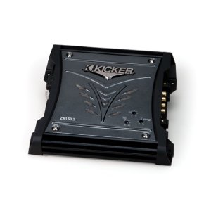 Kicker 08ZX1502 2X75-Watt Stereo Amplifier