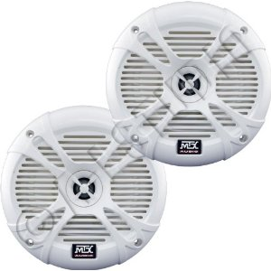 MTX TM6502 6.5 Marine Coaxial Speakers