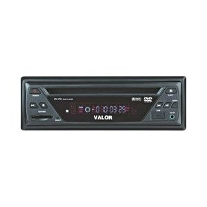 Valor DV-170 Single Din Multimedia Player with USB/SD/MMC