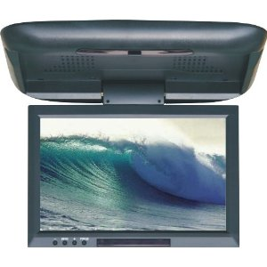 Valor Multimedia RM-1100WS  11-Inch Wide Screen Overhead Flip Down Monitor