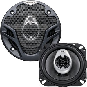 Kenwood KFC-1082IE 140-Watt 4-Inch Three-Way Speaker System