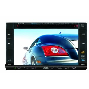 Boss BV9355B In-Dash Motorized Double-DIN 6.2