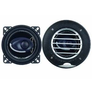 Power Acoustik XP Series XP-402K 4-Inch 2-Way Speakers