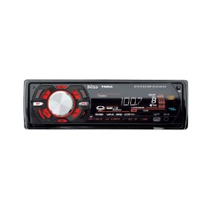 Boss Audio 740UA CD/MP3 Receiver w/ Detachable, Drop Down Front Panel