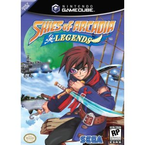 Skies of Arcadia : Legends