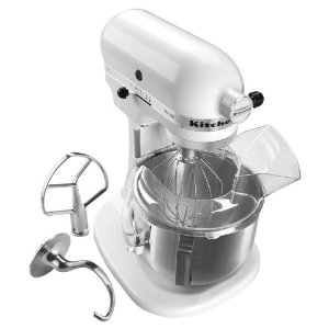 KitchenAid Pro 500 Stand Mixer - White