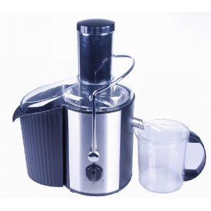 8K129 Black Color Heavy Duty 700-watts Compact Health Juice Extractor