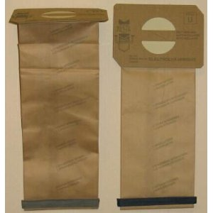Electrolux Upright Vacuum Bags Microfiltration with Closure - 12 Pack