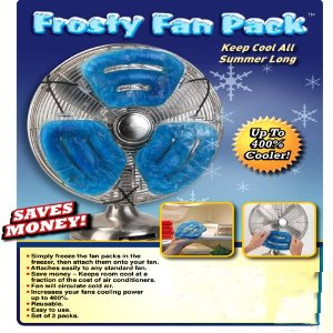 FROSTY FAN PACK (SET OF 3)