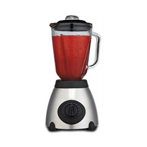 Brentwood JB-800 5-Speed Stainless Steel 500 Watt Electric Blender