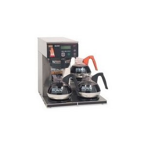 Bunn 38700.0000 Axiom-15-3 Automatic Coffee Maker with One Lower Warmer and Two Top Warmers