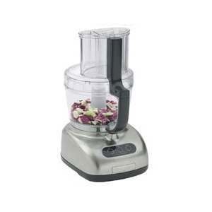 KitchenAid KFPM770NK Food Processor, 12 Cup Custom Metallic Nickel