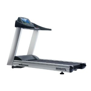 Motus USA M990TL Treadmill with Fully Integrated Embedded Samsung LCD TV