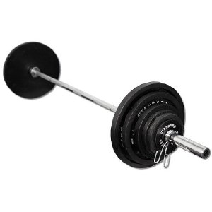 300 lb. Olympic Weight Set