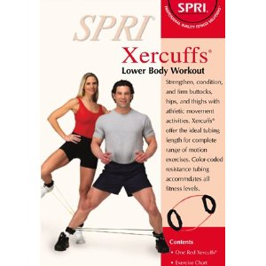 SPRI Xercuff Exercise Resistance Band