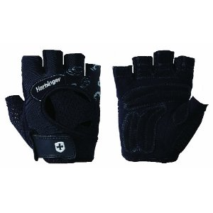 Harbinger Womens Anti-Microbial FlexFit Weight Lifting Gloves