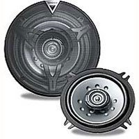 Kenwood KFC 1360S - Car speaker - 56 Watt - 2-way - 130mm