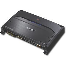 Kenwood KAC-7204 1000-Watt Max Power Stereo Bridgeable Amplifier with Variable LPF/HPF