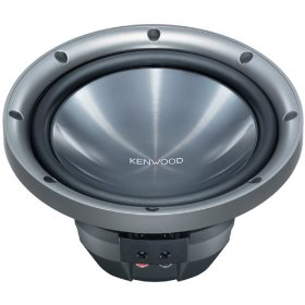 Kenwood KFC W2511 - Car subwoofer driver - 300 Watt - component - 250mm