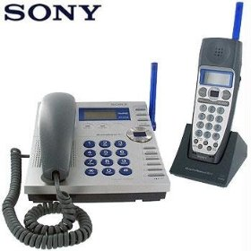 SONY SPP-S2730 CID / Multi-Handset / Walkie Talkie Combo