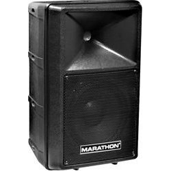 Marathon Ma-8p Active 8 2-way Abs Loudspeaker W/die Cast Frame Woofer Pa-8100dc Compression Driver [each]