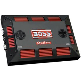 Boss OL5KD Class D Monoblock Amplifier with Maximum Power 5000 Watts