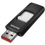 SanDisk 16GB Cruzer USB 2.0 Flash Drive (SDCZ36-016G-A11, Retail Package)